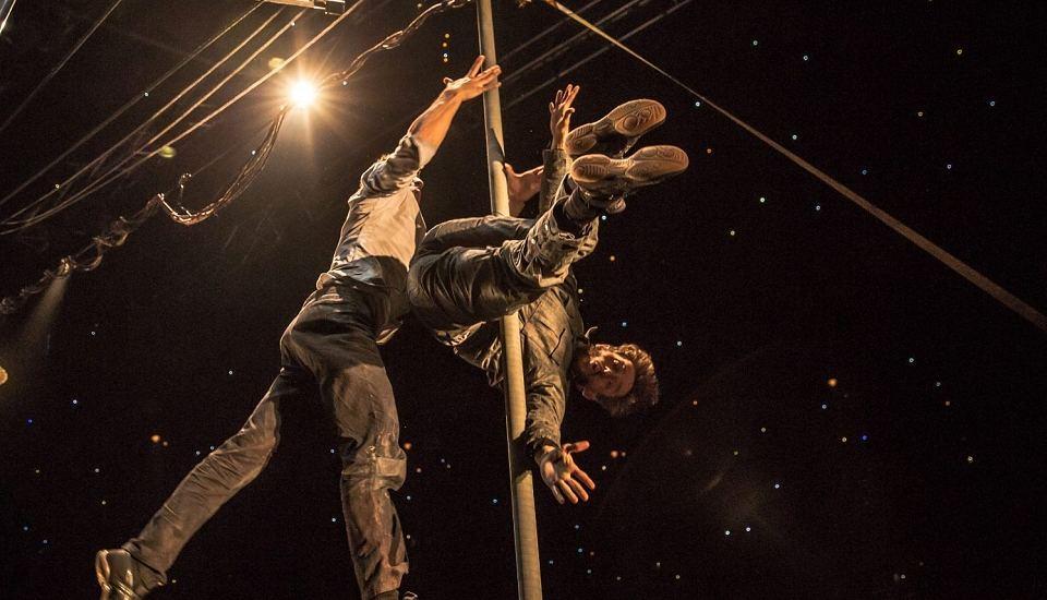 Machine de Cirque : en coulisses avec Vincent Dubé
