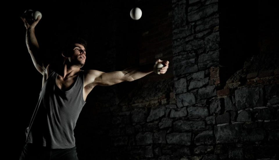 Créez vos balles et apprenez à jongler avec Jimmy Gonzalez