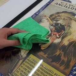 5. Le nettoyage du cadre Avant de prendre...