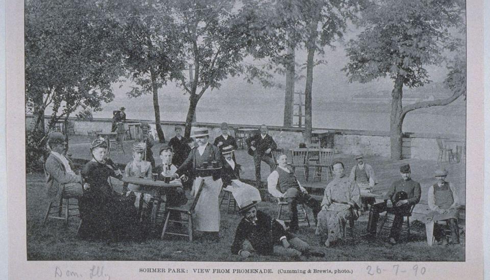 Les activités au Parc Sohmer