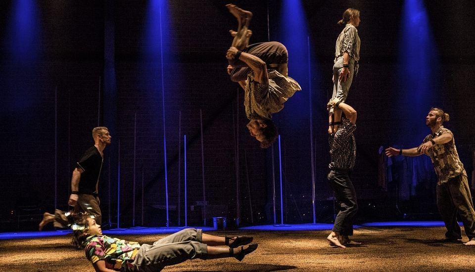 Backbone : digne héritier du cirque australien nouveau genre