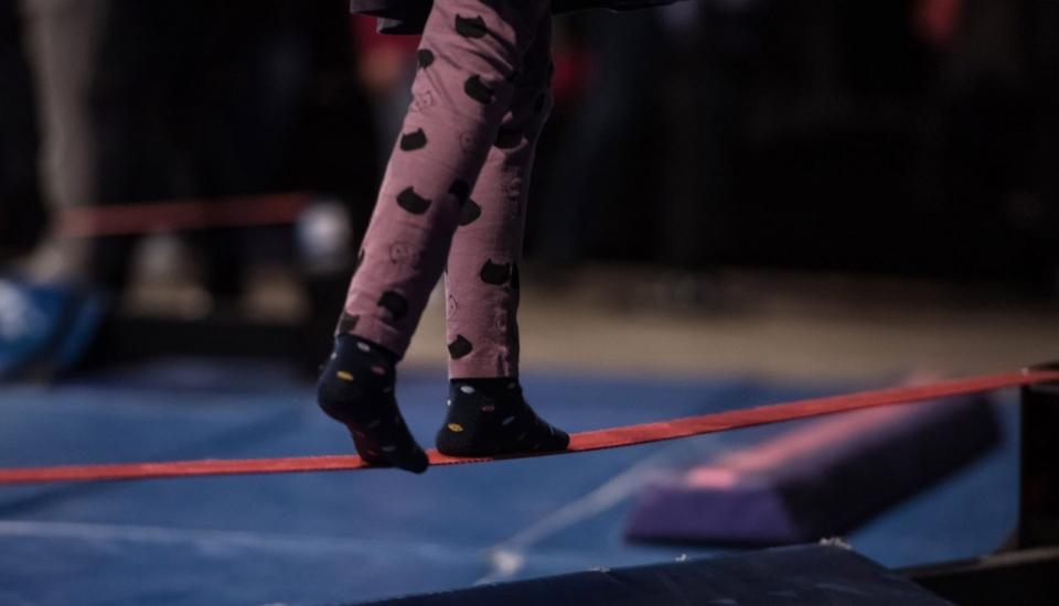 Comment créer un spectacle de cirque à la maison?